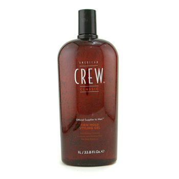 American Crew Men Styling Gel - Firm Hold (Non-Flaking Formula)