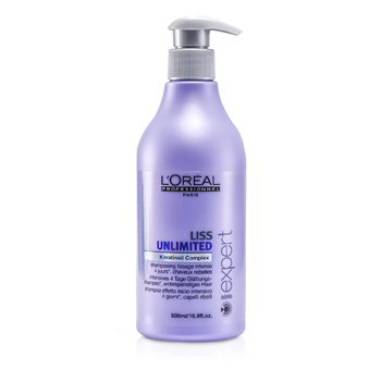 LOreal Professionnel Expert Serie - Liss Unlimited Smoothing Shampoo (For Rebellious Hair)