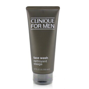 Clinique Men Face Wash (For Normal to Dry Skin)