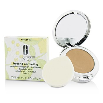 Clinique Beyond Perfecting Powder Foundation + Corrector - # 06 Ivory (VF-N)