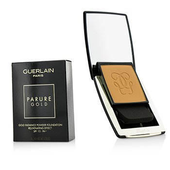 Guerlain Parure Gold Rejuvenating Gold Radiance Powder Foundation SPF 15 - # 05 Beige Fonce