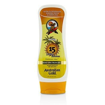 Australian Gold Lotion Sunscreen Broad Spectrum SPF 15