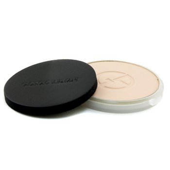 Giorgio Armani Lasting Silk UV Compact Foundation SPF 34 (Refill) - # 3 (Light Sand)