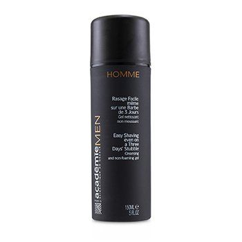 Men Cleansing & Non-Foaming Gel