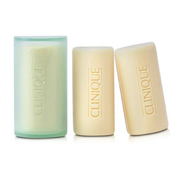 Clinique 3 Little Soap - Mild