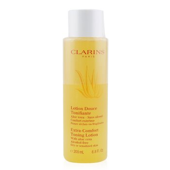 Clarins Extra Comfort Toning Lotion - Dry or Sensitized Skin
