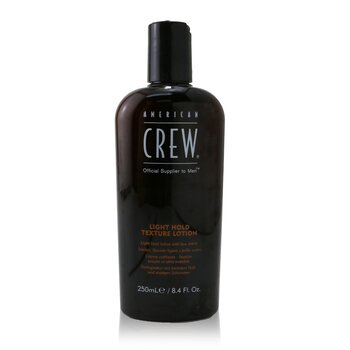American Crew Men Light Hold Texture Lotion