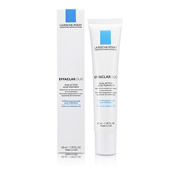 Effaclar Duo Dual Action Acne Treatment