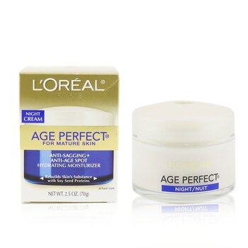 LOreal Skin-Expertise Age Perfect Night Cream (For Mature Skin)