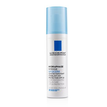 La Roche Posay Hydraphase 24-Hour Intense Daily Rehydration SPF20 (For Sensitive Skin)