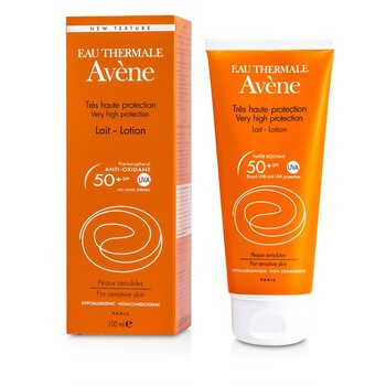 Avene Very High Protection Lotion SPF 50+ (For Sensitive Skin)