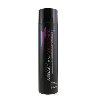 Sebastian Color Ignite Multi Color Protection Shampoo (For Multi-Tonal and Lightened Hair)