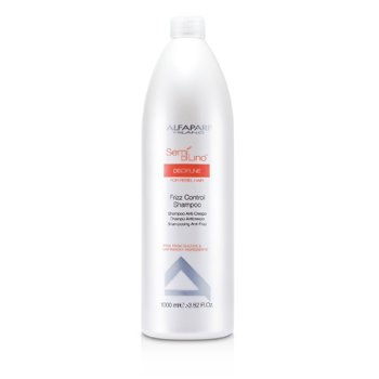 AlfaParf Semi Di Lino Discipline Frizz Control Shampoo (For Rebel Hair)