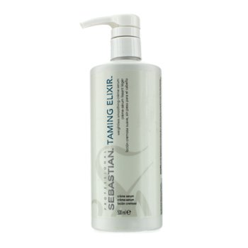 Sebastian Taming Elixir Weightless Smoothing Creme Serum