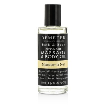 Demeter Macadamia Nut Massage & Body Oil