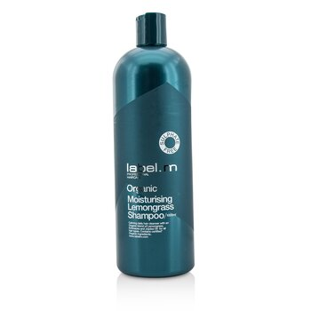 Label M Organic Moisturising Lemongrass Shampoo (Calming Daily Hair Cleanser For All Hair Types)