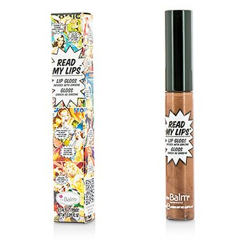 TheBalm Read My Lips (Lip Gloss Infused With Ginseng) - #Ka Bang!