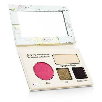 TheBalm Autobalm Face Palette - #Hawaii