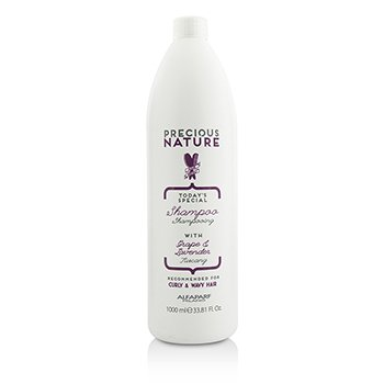 AlfaParf Precious Nature Todays Special Shampoo (For Curly & Wavy Hair)