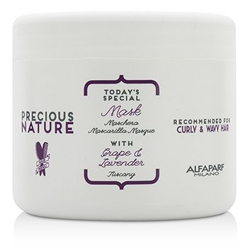 AlfaParf Precious Nature Todays Special Mask (For Curly & Wavy Hair)