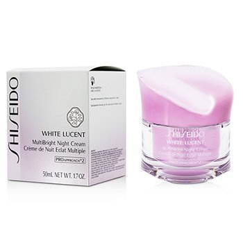 White Lucent MultiBright Night Cream
