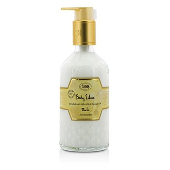 Sabon Body Lotion - Musk (With Pump)
