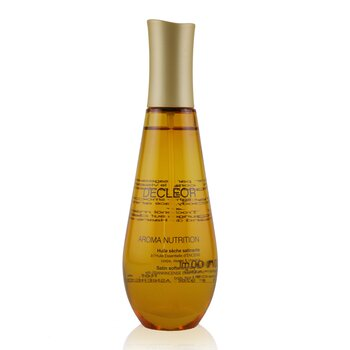 Decleor Aroma Nutrition Satin Softening Dry Oil For Body, Face & Hair - For Normal To Dry Skin