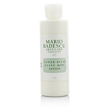 Mario Badescu Super Rich Olive Body Lotion - For All Skin Types