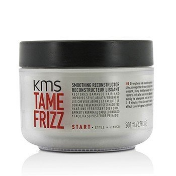 KMS California Tame Frizz Smoothing Reconstructor (Restores Damaged Hair and Improves Style-Ability)