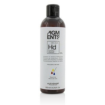 AlfaParf Pigments Hydrating Shampoo (For Slightly Dry Hair) PF014095