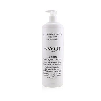 Payot Les Demaquillantes Lotion Tonique Reveil Radiance-Boosting Perfecting Lotion (Salon Size)