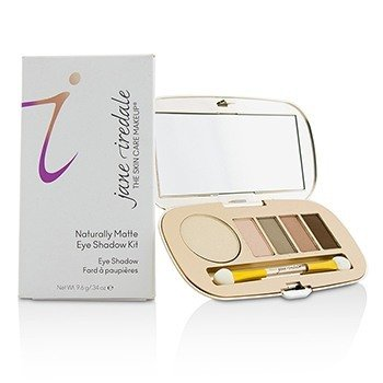 Jane Iredale Naturally Matte Eye Shadow Kit (New Packaging)