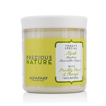 AlfaParf Precious Nature Todays Special Mask (For Long & Straight Hair)
