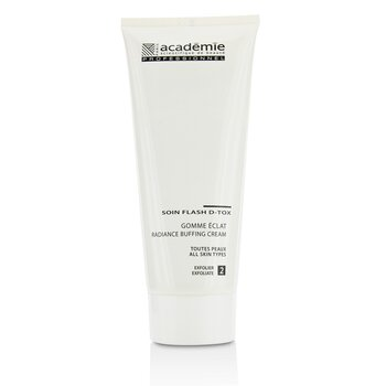 Radiance Buffing Cream (For All Skin Types)