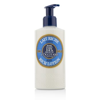 Shea Butter Rich Body Lotion