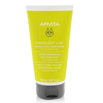 Apivita Gentle Daily Conditioner with Chamomile & Honey (For All Hair Types)