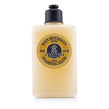 LOccitane Shea Butter Rich Foaming Bath