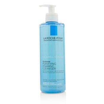 La Roche Posay Toleriane Purifying Foaming Cleanser (For Normal To Oily Skin)