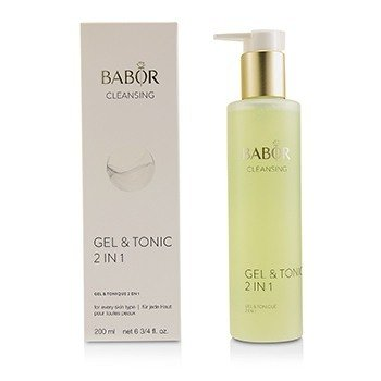 Babor CLEANSING Gel & Tonic 2 In 1