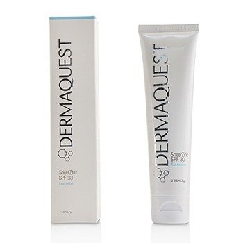 DermaQuset Essentials SheerZinc SPF 30