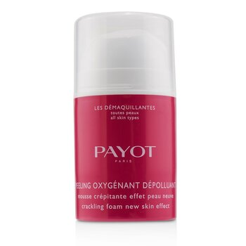 Payot Les Demaquillantes Peeling Oxygenant Depolluant - Cracking Foam New Skin Effect