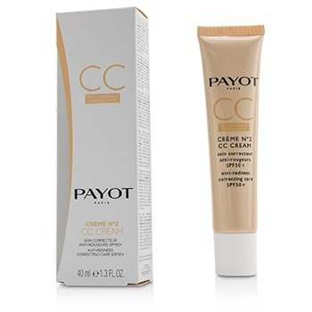 Creme Nᅵ2 CC Cream - Anti-Redness Correcting Care SPF50+