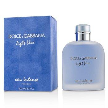 4806971334 Dolce   Gabbana Light Blue Eau Intense Pour Homme Eau De Parfum Spray