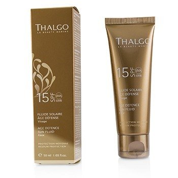 Thalgo Age Defence Sun Fluid For Face SPF15
