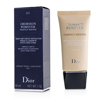 Christian Dior Diorskin Forever Perfect Mousse Foundation - # 022 Cameo