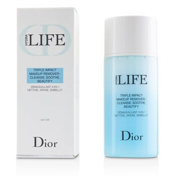 Christian Dior Hydra Life Triple Impact Makeup Remover