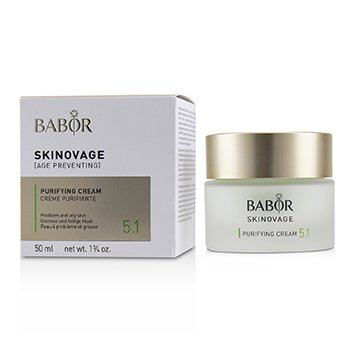 Babor Skinovage [Age Preventing] Purifying Cream 5.1 - For Problem & Oily Skin