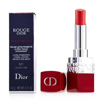 Christian Dior Rouge Dior Ultra Rouge - # 651 Ultra Fire