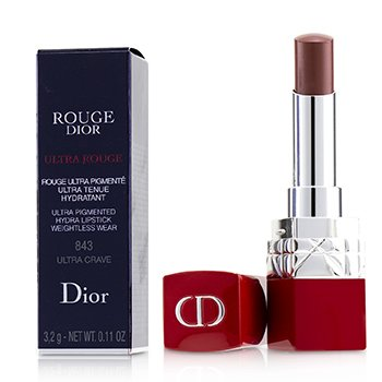 Christian Dior Rouge Dior Ultra Rouge - # 843 Ultra Crave