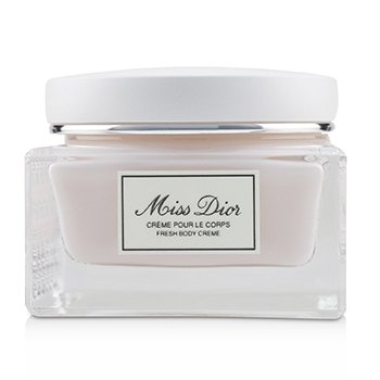 Miss Dior Fresh Body Cream